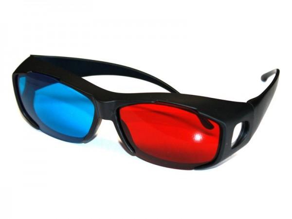 3D Brille für TV und Kino