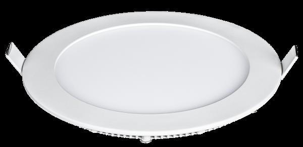 LED-Panel McShine ''LP-1822RN'', 18W, 225mm-Ø, 1.260 lm, 4000K, neutralweiß