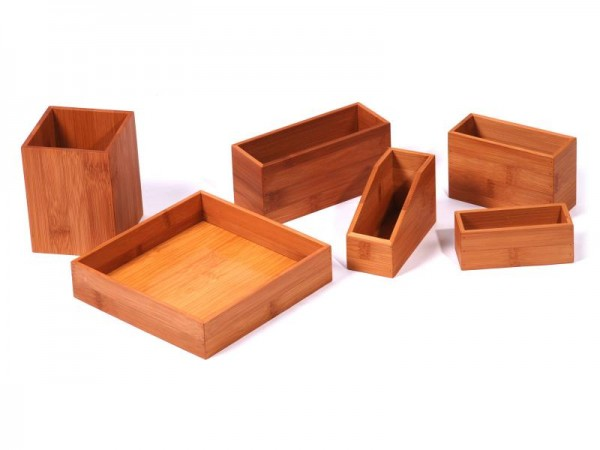 MK Bamboo KOBENHAVN - Boxen Set (6-teilig)