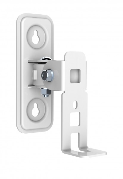 Wandhalter für SONOS Lautsprecher PLAY: 1 weiß Lautsprecherhalter