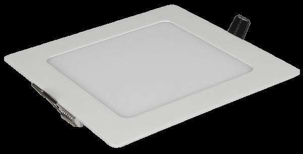 LED-Panel McShine ''LP-914SW'', 9W, 145x145mm, 500 lm, 3000K, warmweiß