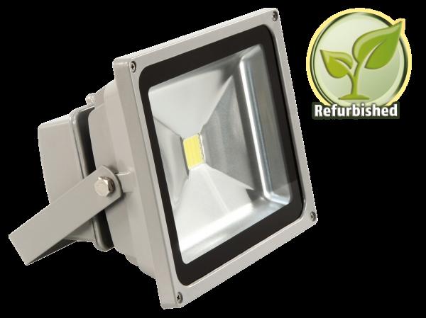 Refurbished LED-Außenstrahler McShine, 30W, IP44, 2.700 lm, 3000K, warmweiß
