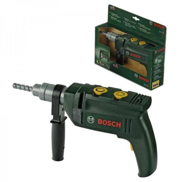 Theo Klein Bosch Bohrmaschine, Kinderwerkzeug, grün/schwarz