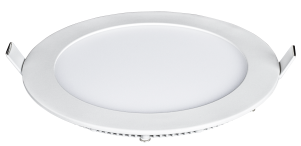 LED-Panel McShine ''LP-1822RW'', 18W, 225mm-Ø, 1.260 lm, 3000K, warmweiß