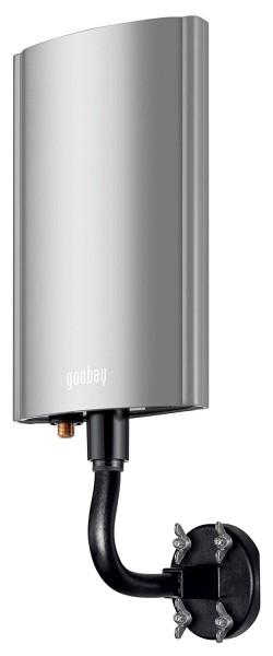 DVB-T Außenantenne ''DA-600'' im WetterschutzgehäŠuse, mit VerstäŠrker