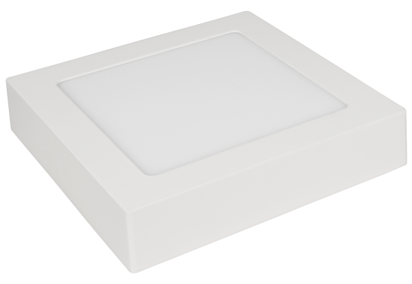 LED Panel McShine ''LP-1217AW'', 12W, 170x170mm, 888 lm, 3000 K, warmweiß