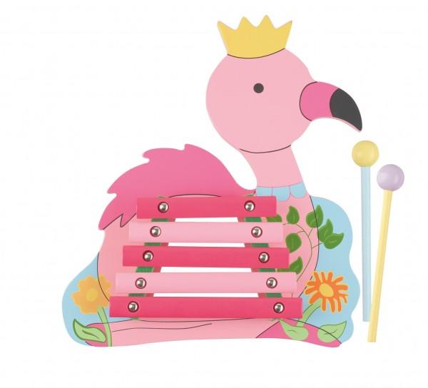 Xylophon Flamingo