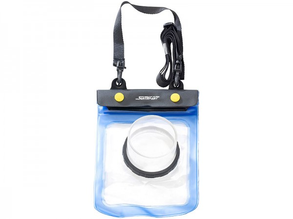 Unterwasser-Kameratasche XL mit Objektivführung Ø 55 mm