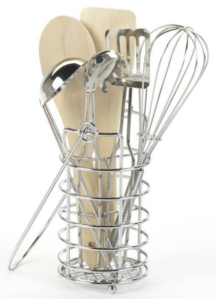 Theo Klein WMF Küchengeräte auf Ständer, Kinderhaushaltsgerät