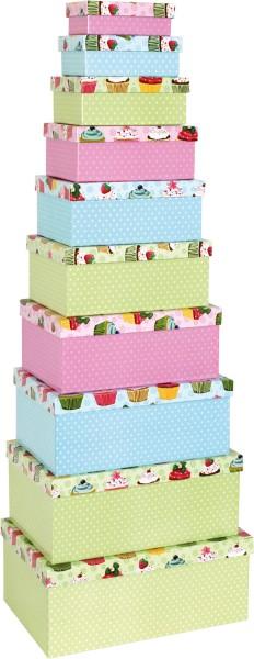 Box Cupcake