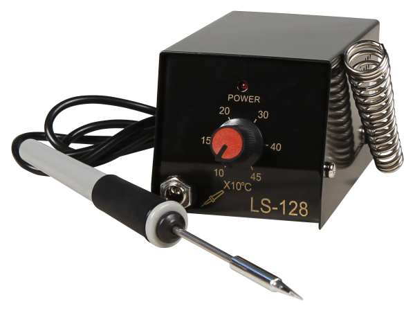 Löštstation McPower ''LS-128'', inkl. Micro-Lšötkolben 8W, 100-450°C