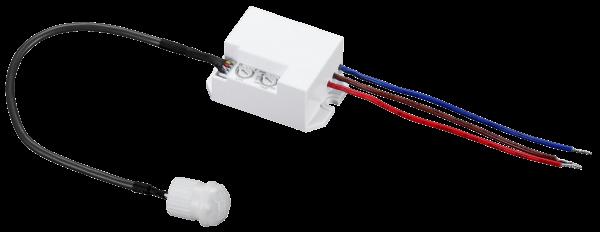 Einbau-Bewegungsmelder McShine ''LX-635'', 360°, 230V / 800W, weiß, LED geeignet