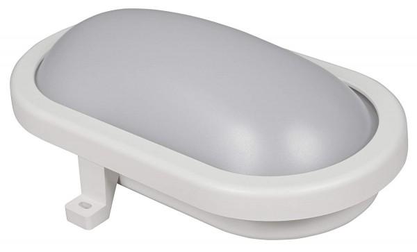 LED Feuchtraumleuchte McShine 960lm, 3000K, 12W, warmweiß, IP65, 216x118x79mm