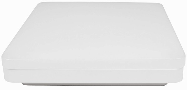 "LED-Deckenleuchte McShine ""Land-S"" 28x28cm, 20W, 2000lm, 3000K, warmweiß"