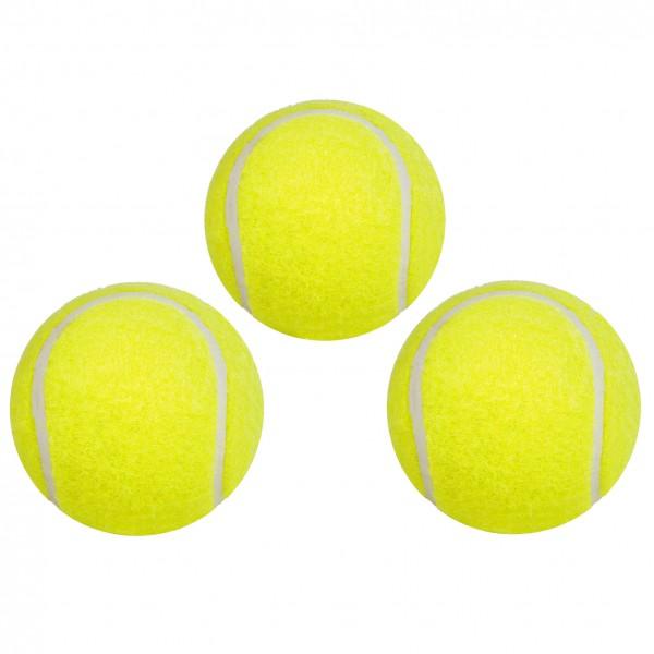 3er Pack Tennisbälle 76149 Drucklos NEU! Verein Schule Hoby Freizeit Tennisplatz