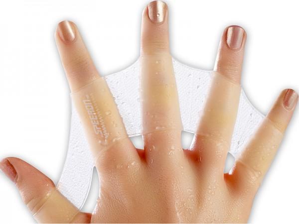 Schwimmhäute für die Finger, Größe L