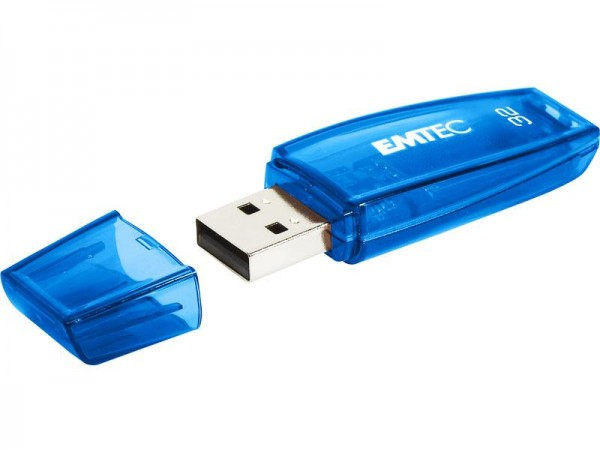 32 GB USB Stick USB 2,0 color mix blau FlaschDrive Computer Tablets & Netzwerke
