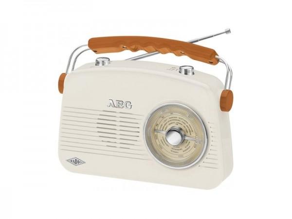 AEG Retro Radio UKW/MW NR 4155, creme