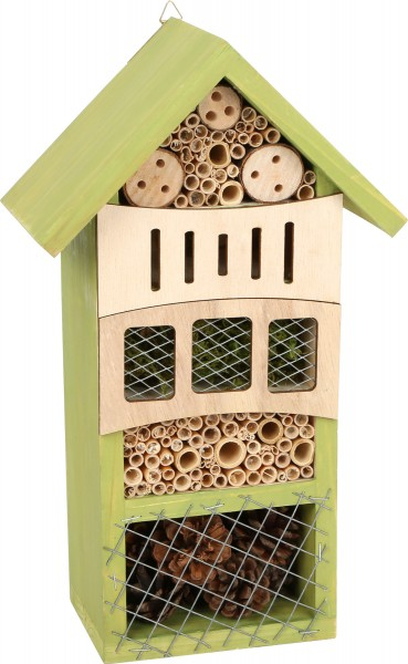 Insektenhotel Ins Grüne