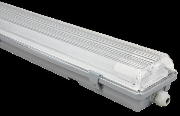 LED Feuchtraumleuchte McShine ''FL-22'' IP65, 2x1.800lm, 4000K, 120cm, neutralweiß