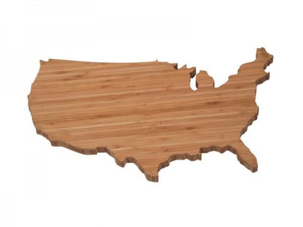 MK Bamboo USA - Schneidebrett USA