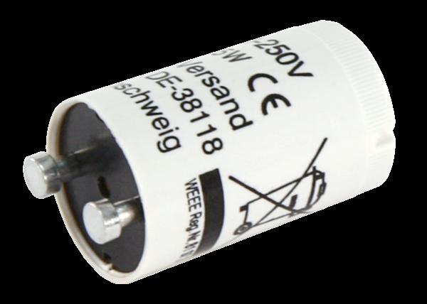 Starter fŸür Leuchtstofflampen McShine ''ECO'', 4-125 Watt