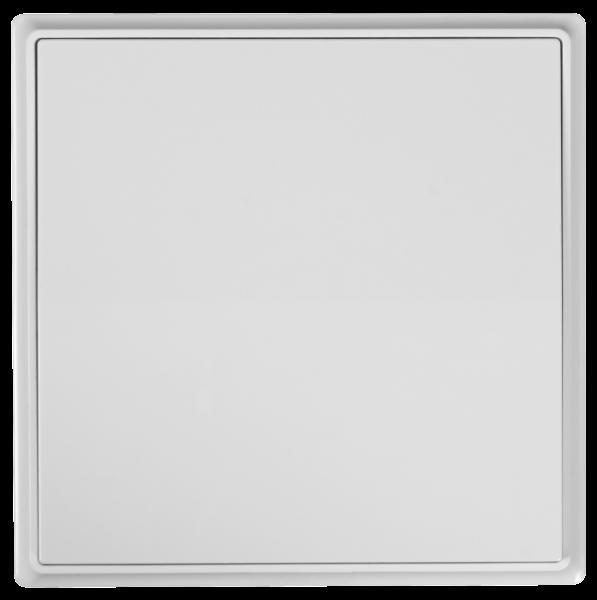 Funk-Wechselschalter McPower, 1-fach, Funktion ohne Batterie, bis zu 160m