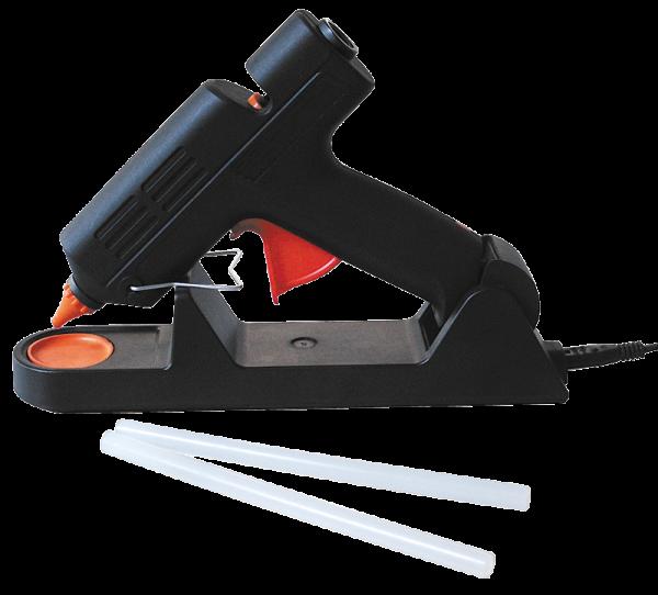Heißklebepistole McPower ''Wireless'', 17W, 175 °C, füŸr 11mm Klebesticks