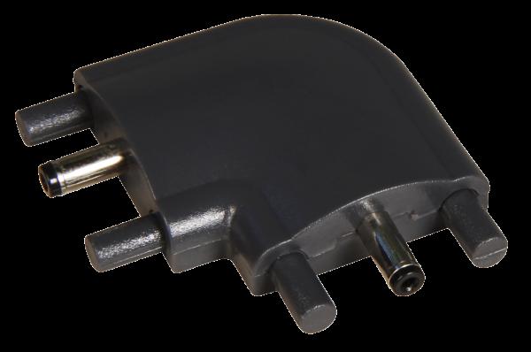 Eck-Verbinder fŸr LED-Unterbauleuchten McShine ''SH''