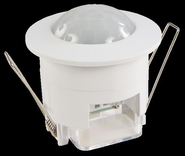 Bewegungsmelder McShine ''LX-630'', 360°, 230V / 1.200W, weiß, Unterputz, LED geeignet