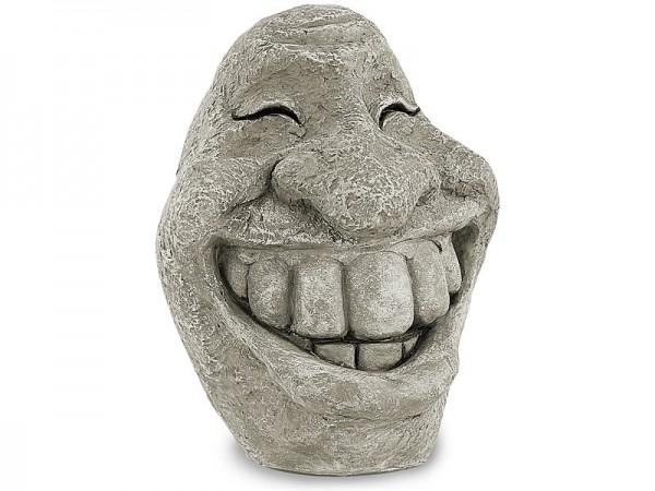 """Steingesicht """"Smiley"""""""