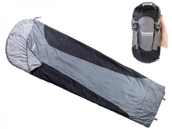 Ultraleichter Sommer-Schlafsack, Mikrofaser, 210 x 75 x 60 cm