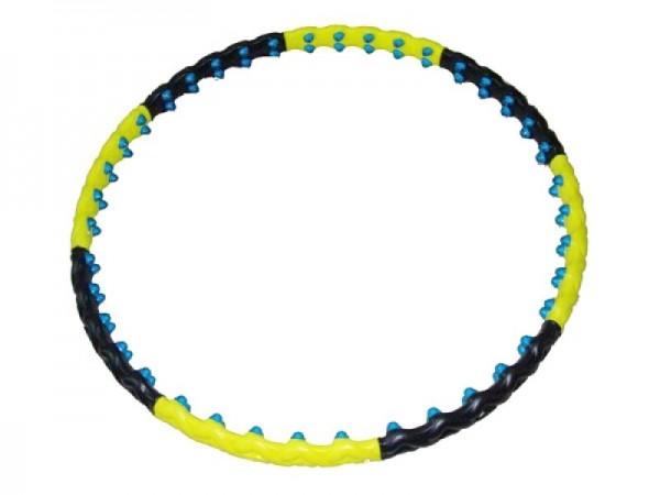 HULA HOOP Reifen MAGNETIC HULA-HOOP Ring magnetisch NEU Ø 110 cm FITNESSREIFEN