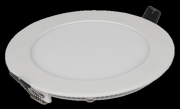 LED-Panel McShine ''LP-914RN'', 9W, 145mm-Ø, 530 lm, 4000K, neutralweiß