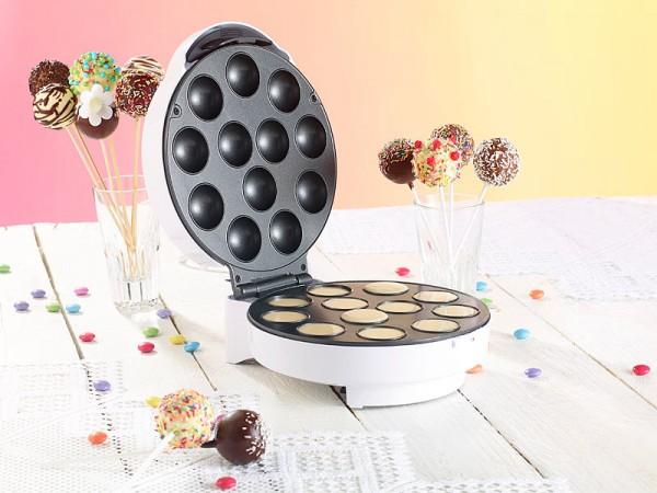 Cakepop-Maker für 12 leckere Miniküchlein pro Durchgang, 750 Watt