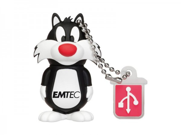 USB FlashDrive 8GB EMTEC Looney Tunes (Sylvester)