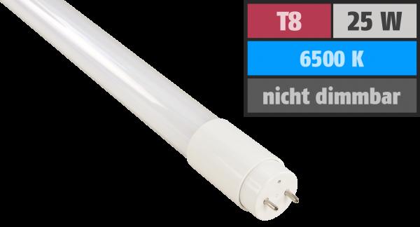 LED-Röhre McShine, T8, 25W, 2.450 lm, 200°, 150cm, tageslichtweiß, inkl. Starter