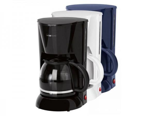 CLATRONIC KA 3473 900W Kaffeemaschine Kaffeeautomat Kaffee 12-14 Tassen weiß