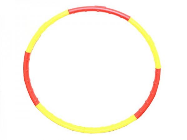 HULA HOOP Reifen HULA-HOOP Ring Hoop Double NEU Ø 86 cm FITNESSREIFEN