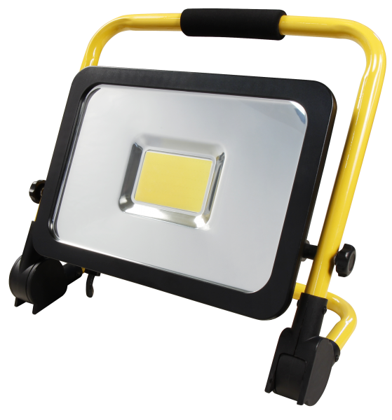 LED Baustrahler McShine ''LEB-50'', 3.750 lm, 50W, IP44, 4000K, neutralweiß