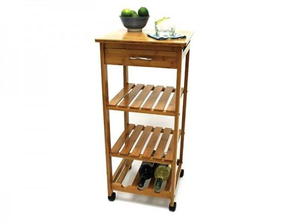 MK Bamboo NAPOLI - Küchentrolley