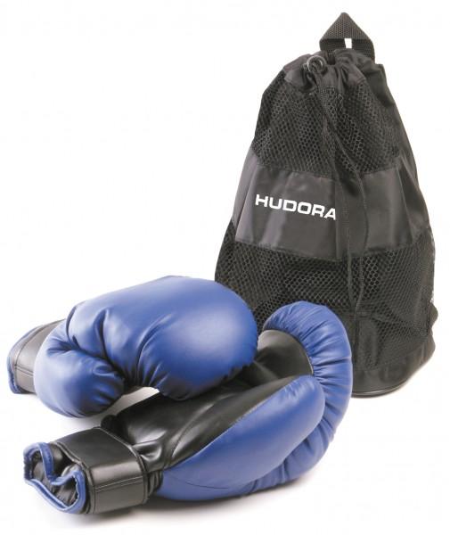 HUDORA Boxhandschuhe 6 Unzen Handschuhe Boxen Boxtraining Trainingshandschuhe