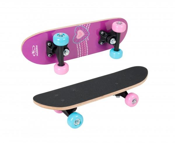 Hudora Mini-Skateboard XXS Skate Wonders (12036) | Kinder Skateboard bis 20 kg