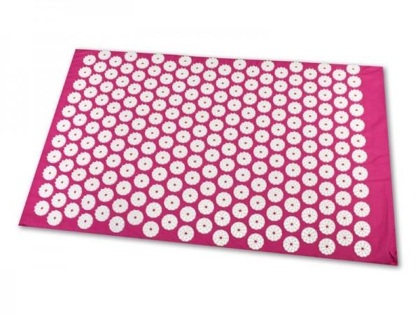 Shanti Akupressurmatte / Nagelmatte (65 x 41 cm, Pink)