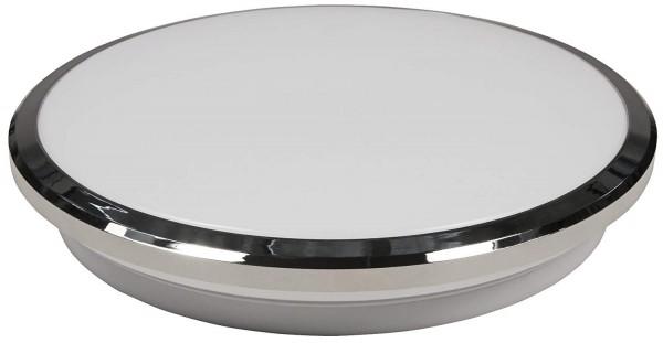 "LED-Deckenleuchte McShine ""Sunny"", 27cm-Ø, 12W, 960lm, 3000K, warmweiß"