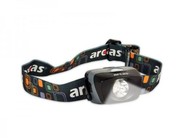 Arcas LED Kopflampe Stirnlampe Headlamp Headlight Licht Jogging Arbeitslampe Neu