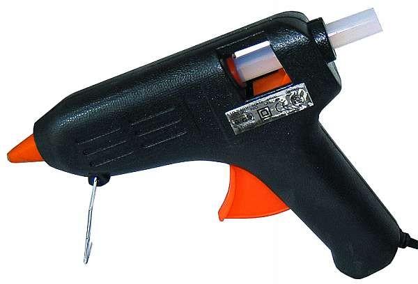 Heißklebepistole McPower ''KL-101'', 230V/40W, 170°, fŸür 11mm-Klebesticks