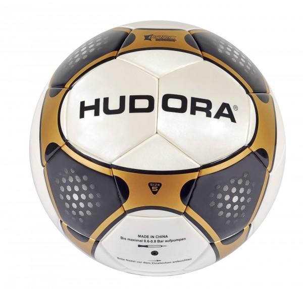 Hudora Fußball League / Größe 5 / aufgepumpt