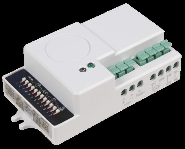Mikrowellen Bewegungsmelder McShine 360° ''LX-670'', 230V/600W, dimmbar