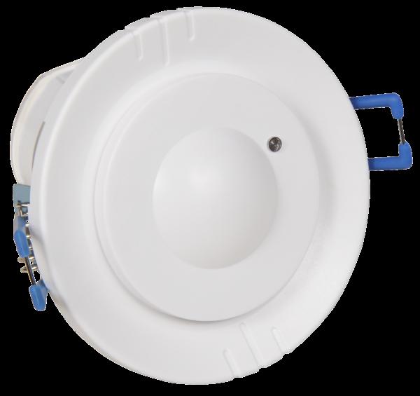 Mikrowellen-Bewegungsmelder McShine fŸür Deckeneinbau ''LX-766'', 230V/1200W